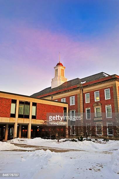 Love Library of University of Nebraska - Lincoln