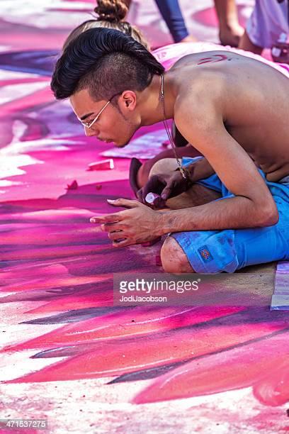 Love の:湖フロリダ通り絵画フェスティバルの価値