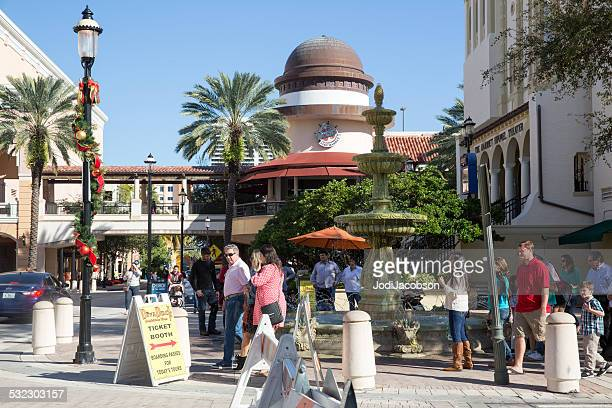 Love Local:  Strolling at Palm Beach Family Fun Festival