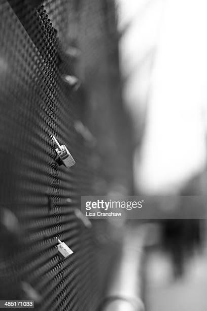 love locks boston - lisa cranshaw stock pictures, royalty-free photos & images