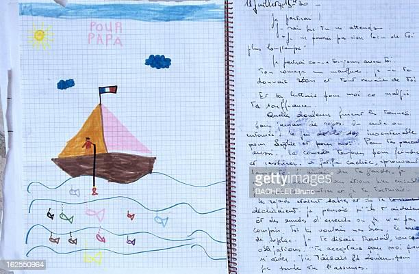 Love Messages Of Yves Mourousi For His Wife Veronique Seriously Ill Une lettre écrite par Yves MOUROUSI adressée à son épouse Véronique MOUROUSI...