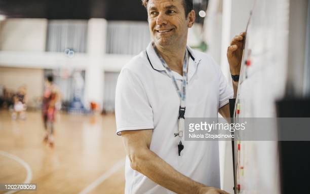 i love my basketball team - pep talk stock pictures, royalty-free photos & images