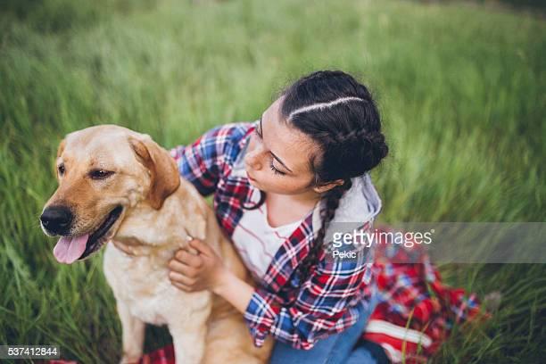 Love my dog!