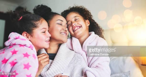 Amo a mis hijas a pedacitos