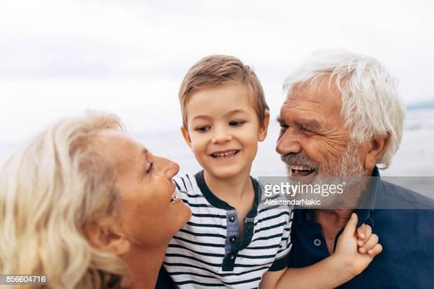 Liebe meine Großeltern!