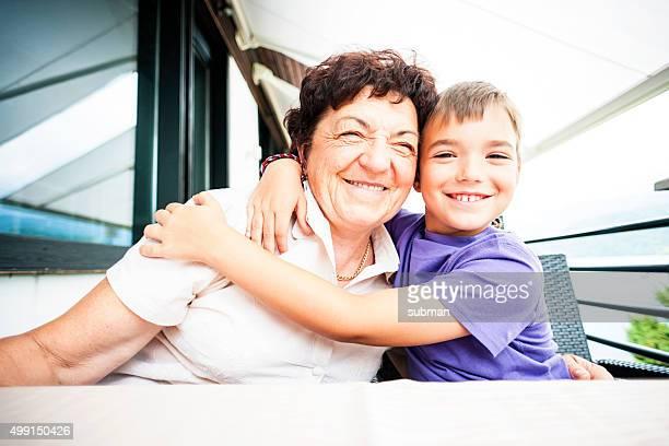 I Love My Granny!