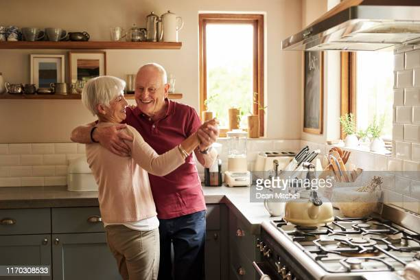 love never grows old - dancing stock pictures, royalty-free photos & images