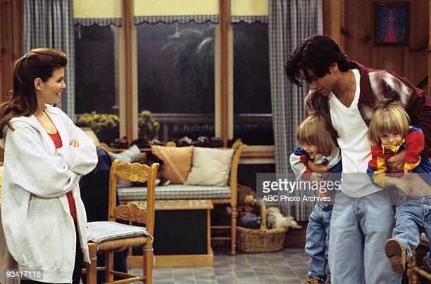 HOUSE 'Love on the Rocks' Season Seven 3/1/94 Joey played pranks on Rebecca Jesse Nicky and Alex