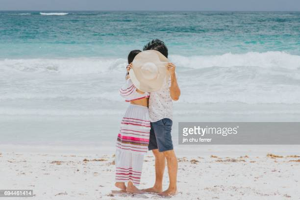 Love on the Tulum Beach