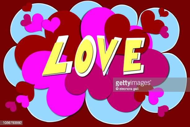 love paper - pop up book stock pictures, royalty-free photos & images