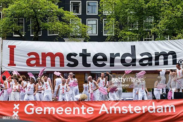 Love Parade, Amsterdam