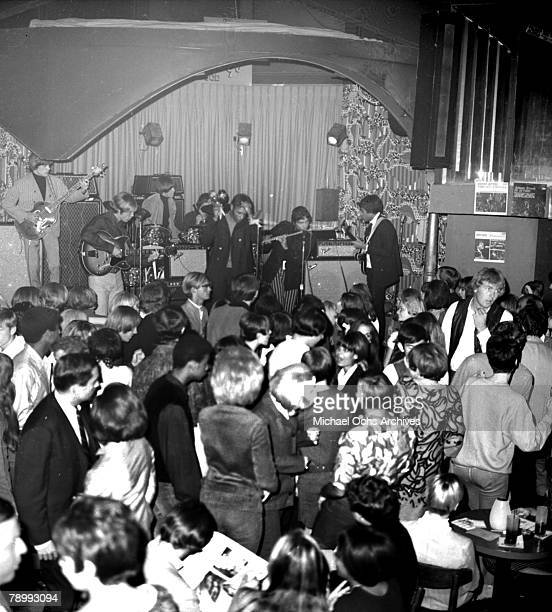 Love perform live in 1967 at the Whisky A Go Go in Los Angeles, California.