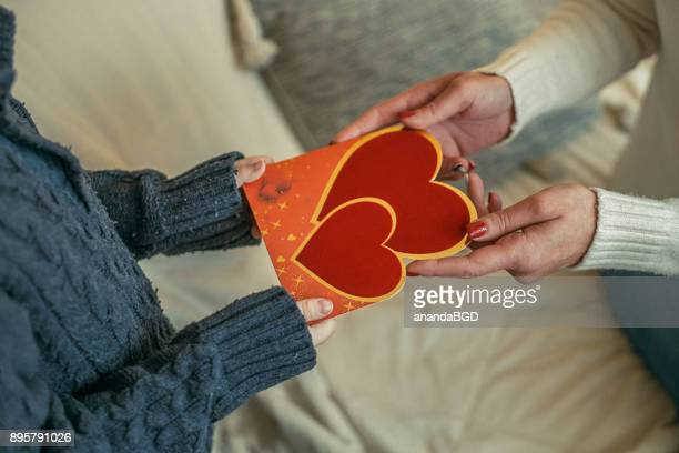 love - mothers day card stock pictures, royalty-free photos & images