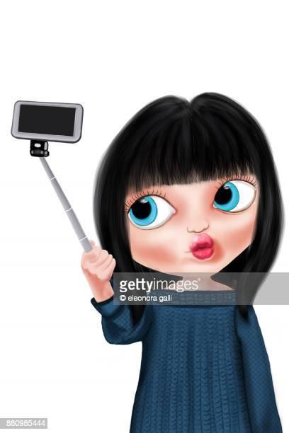 I love selfie