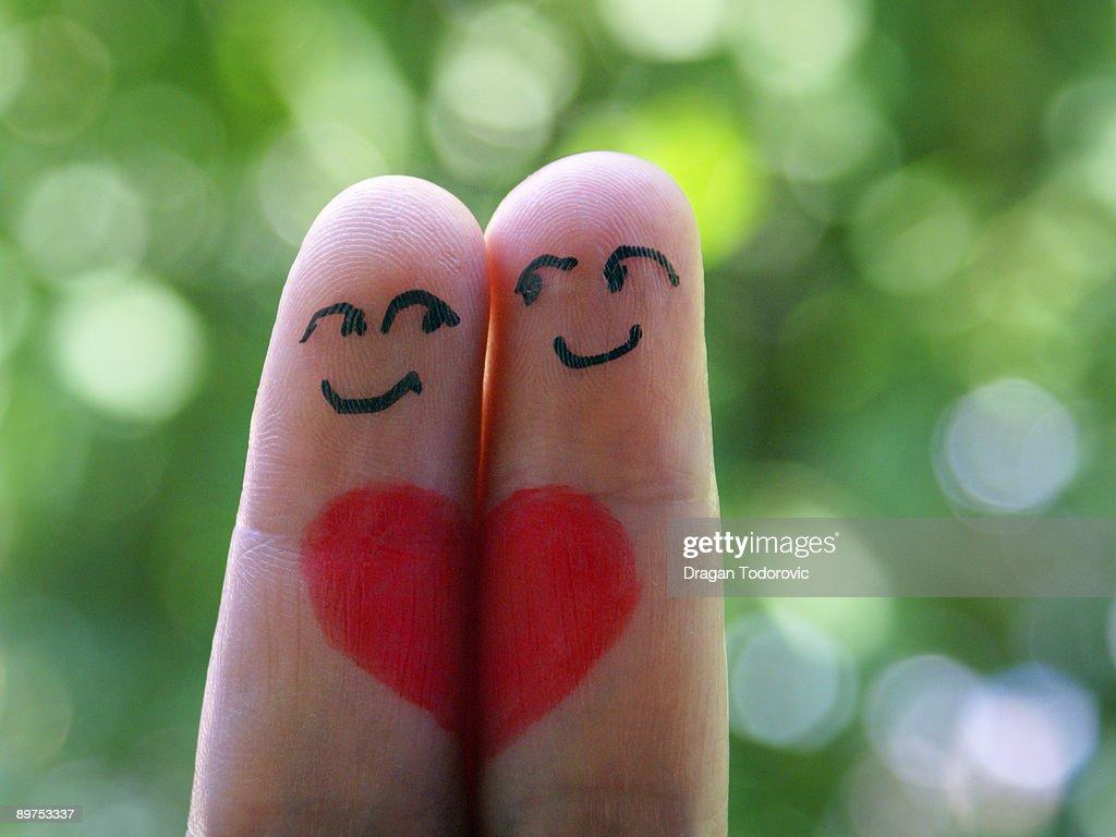 Love Shines : Stock Photo