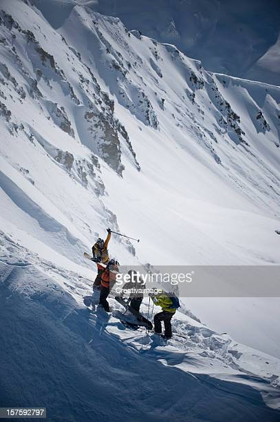 i love skiing in powder snow - stunt stock pictures, royalty-free photos & images