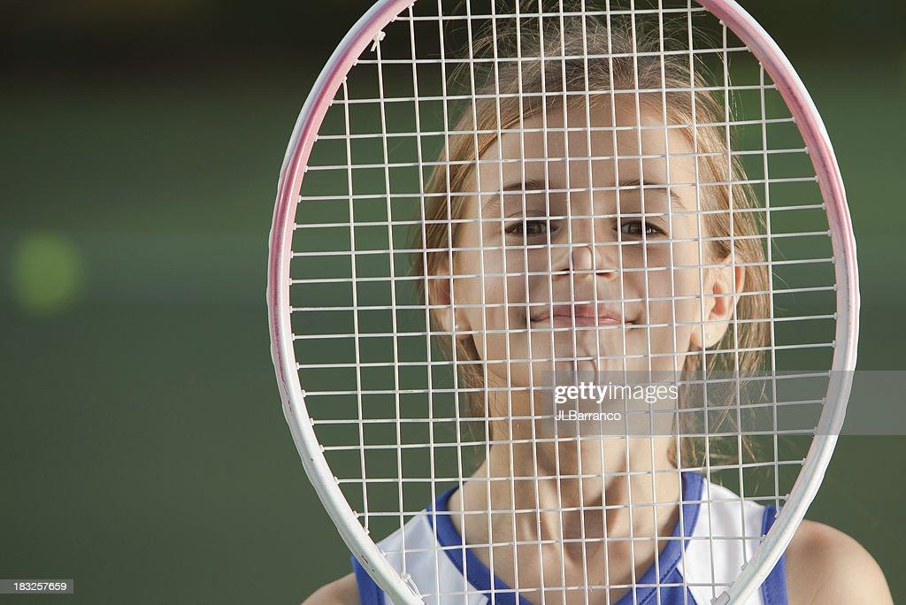 I Love Tennis : Stock Photo