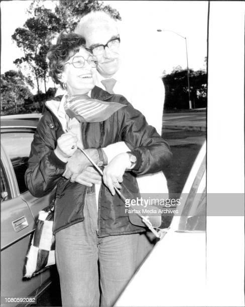 A love that ***** for 36 years was fullfilled at Sydney Airport this morning when 58 year old Wyn Cross of Somerset England arrived to marry former...