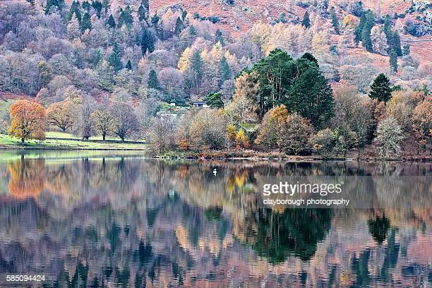 i love the lake district - lake windermere stock pictures, royalty-free photos & images