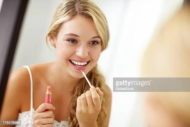 Ich liebe dieses lipgloss