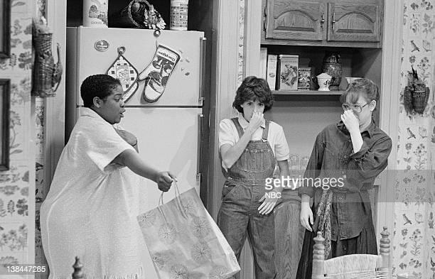 BREAK Love Thy Neighbor Episode 11 Air Date Pictured Nell Carter as Nellie Ruth 'Nell' Harper Lara Jill Miller as Samantha 'Sam' Kanisky Lauri...