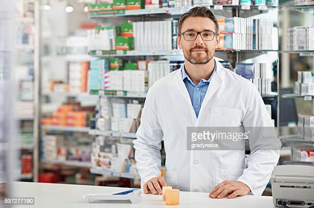 Ich liebe es, den Menschen eine Dosis eigenen Medizin