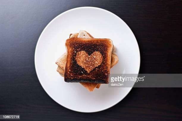Love Toast Breakfast