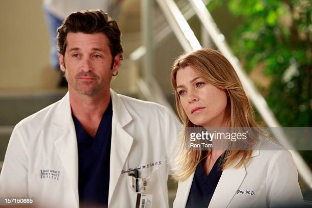 S ANATOMY 'Love Turns You Upside Down' The new batch of interns find themselves involved in all the drama at Seattle Grace Meredith asks Heather to...
