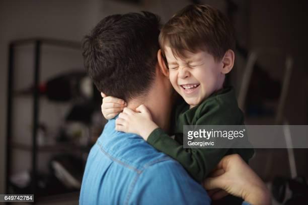 Je t'aime mon père !