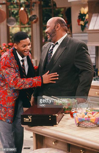 AIR PS I Love You Episode 6 Pictured Will Smith as William 'Will' Smith James Avery as Philip Banks Photo by Chris Haston/NBCU Photo Bank
