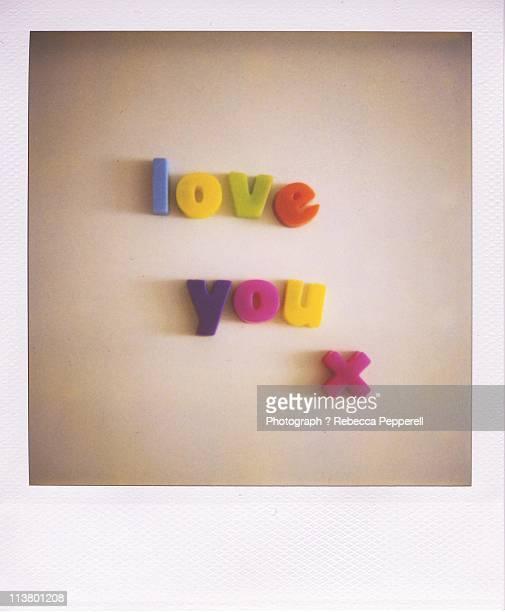 love you fridge magnets