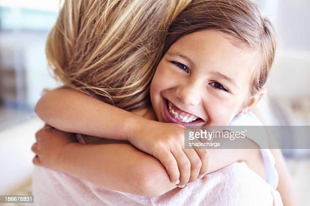 Je t'aime maman !