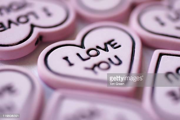 i love you - i love you frase em inglês - fotografias e filmes do acervo