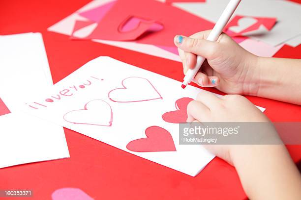 i love you - mothers day card stock pictures, royalty-free photos & images
