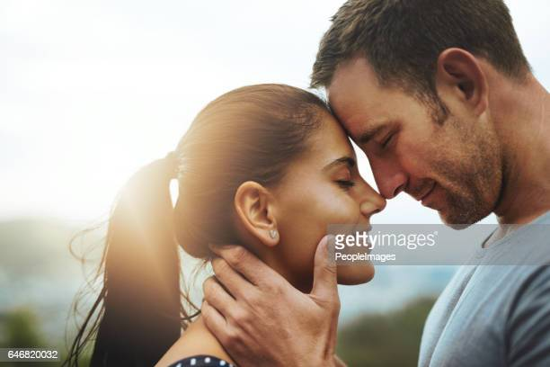 i love you with every beat of my heart - affectionate stock pictures, royalty-free photos & images