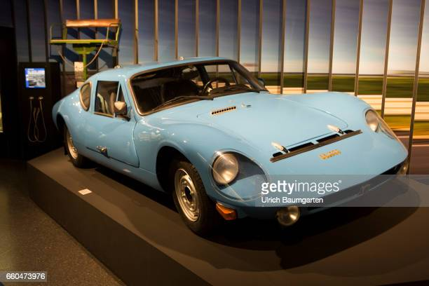 Loved Used Hated The Germans and their cars Exhibition at the Haus der Geschichte of the Federal Republic of Germany in Bonn70 hp and 160 km/h The...