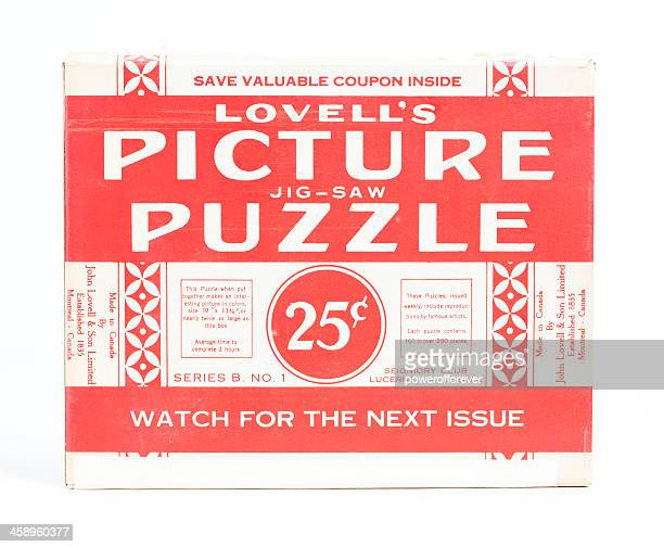 Lovell's Weekly Jig-Saw Puzzle