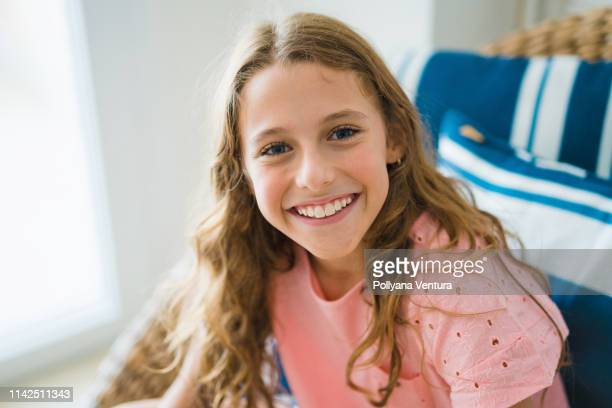 lovely and cute smiling girl - 11 stock pictures, royalty-free photos & images