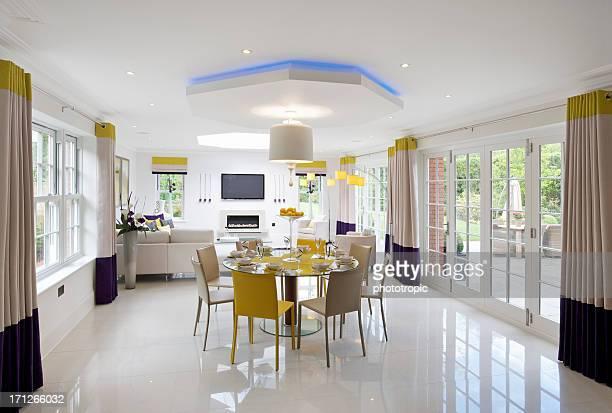 lovely family room