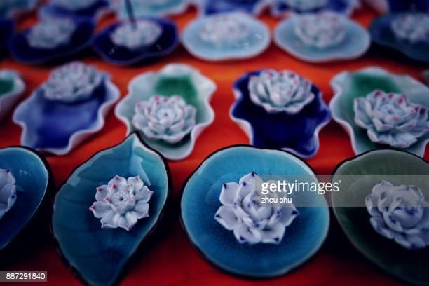 Lovely incense burner China