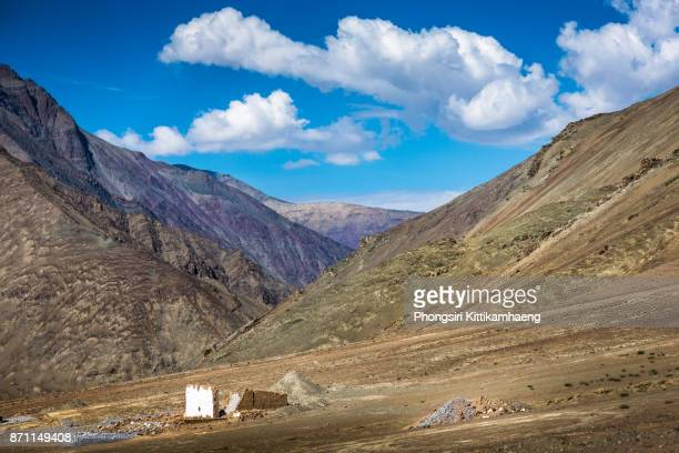 Lovely Landscape view near Magnetic Hill, Ladakh, India