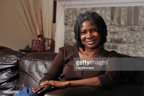 Free hairy black woman