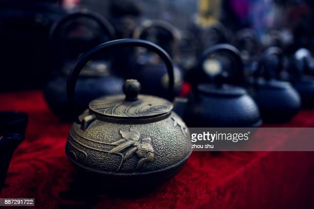 Lovely teapot tea bowl China