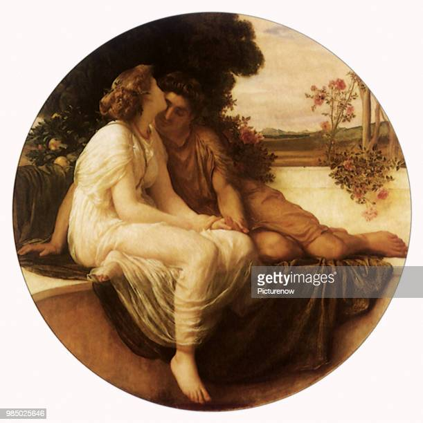 Lovers Acme and Septimus Leighton Frederic