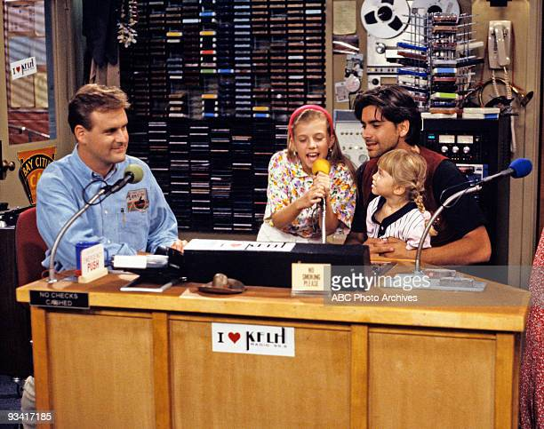 HOUSE 'Lovers and Other Tanners' Season Six 10/20/92 Jesse took some medication that made him groggy before he and Joey would broadcast their first...