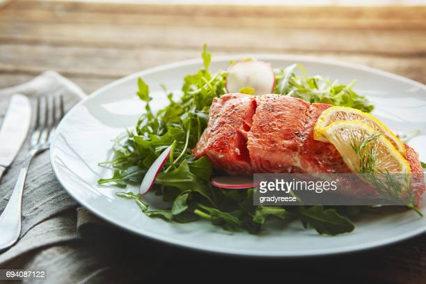 lovers of seafood - take delight! - low carb diet stock photos and pictures