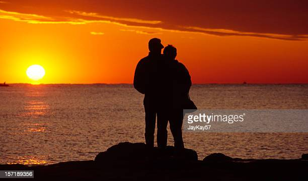 lovers - cape may stock pictures, royalty-free photos & images