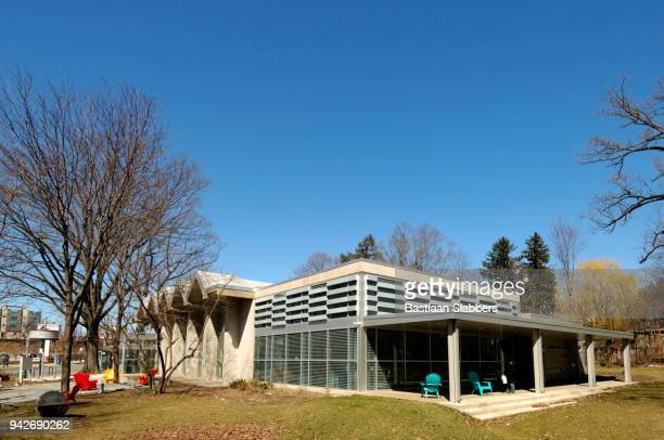 lovett library in mt. airy, philadelphia, pa - basslabbers, bastiaan slabbers stock pictures, royalty-free photos & images