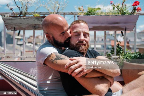 a loving couple - spain stock pictures, royalty-free photos & images
