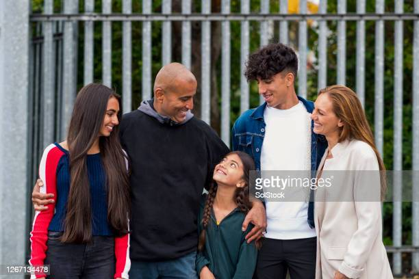 loving family - mixed race person stock pictures, royalty-free photos & images